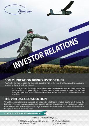Company Outreach Flyer